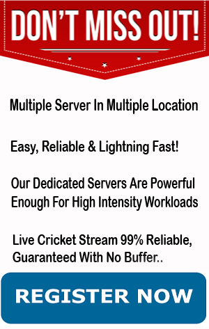 Buy 2020 Live Cricket Streaming
