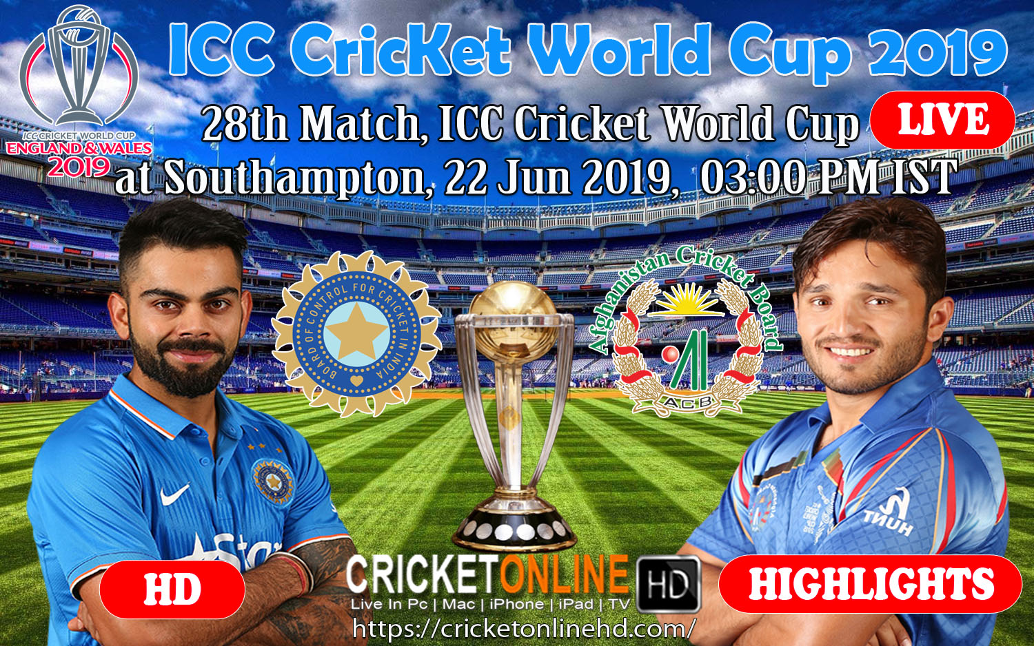 Live Cricket Iphone Cricket World Cup 2019 Streaming Hd
