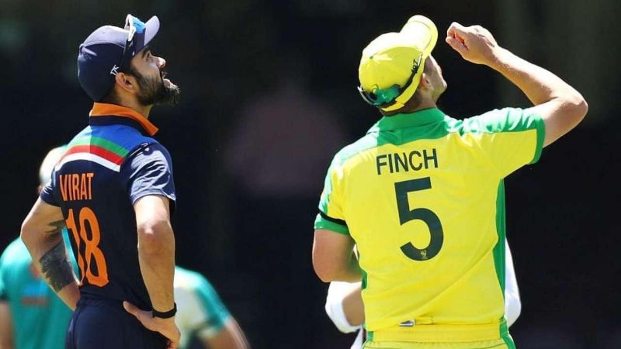 India v Australia 2020-21