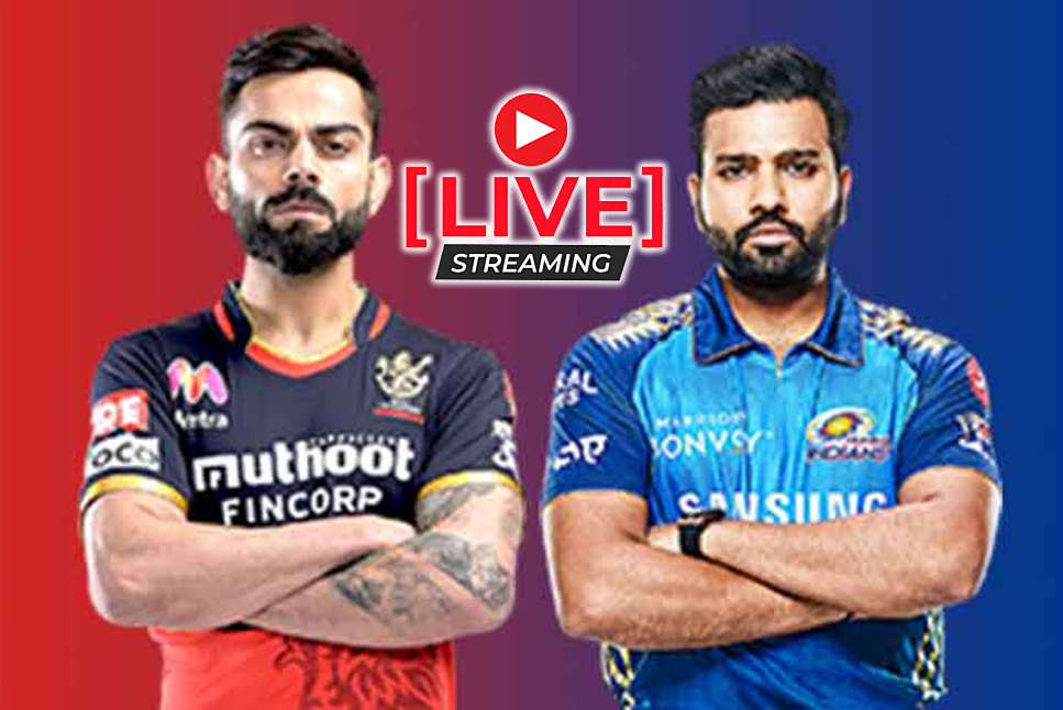 Mumbai Indian Vs Royal Challengers Bangalore