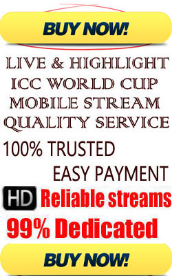 Live Cricket Match Streaming Online for iPhone, iPad & PCs